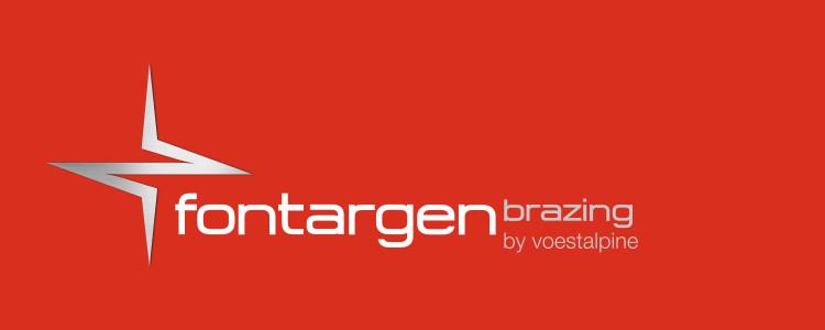 logo fontargen brazing